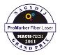 Mac-Tech 2011 Nagydíj a Trotec ProMarker lézernek